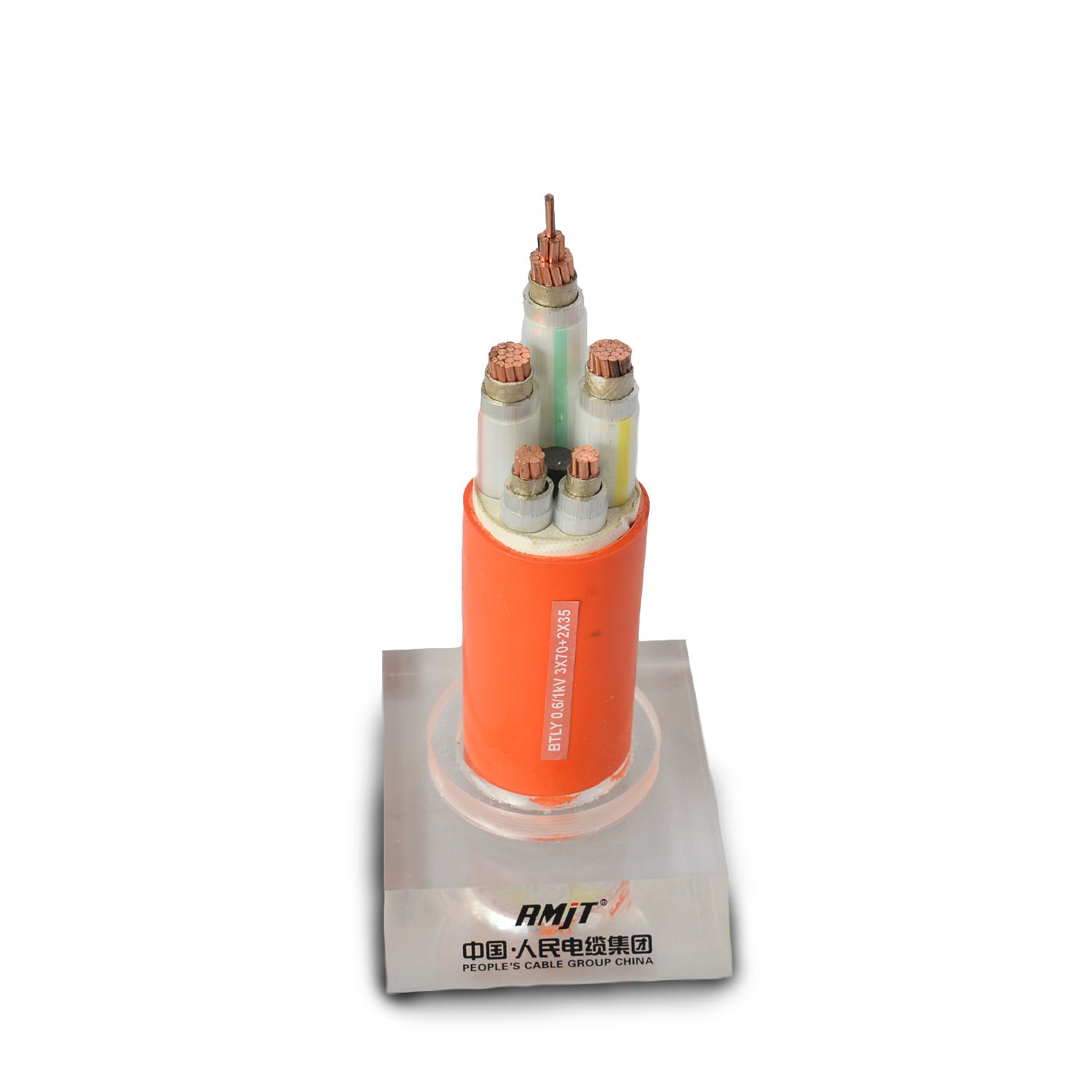 Underground Power Cable AC Low Voltage Cable